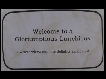gloriumptious